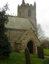 St Peters in Arnesby was the village church where Joseph and Ann raised their family