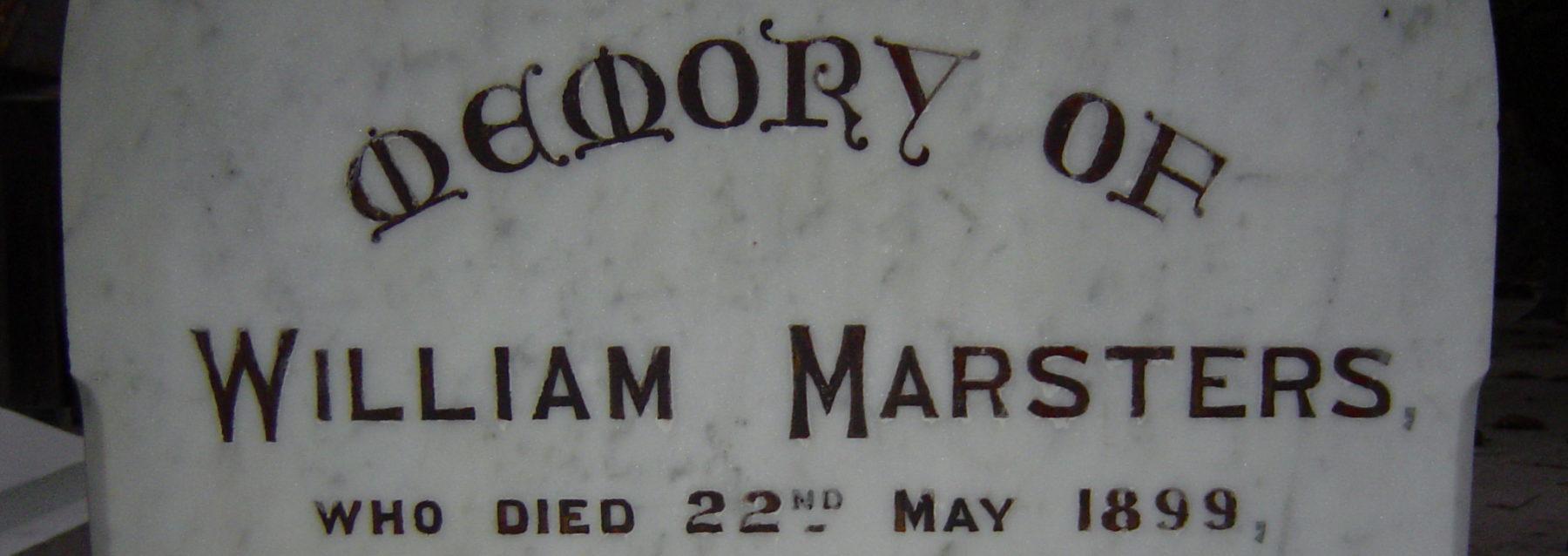 William R. Marsters